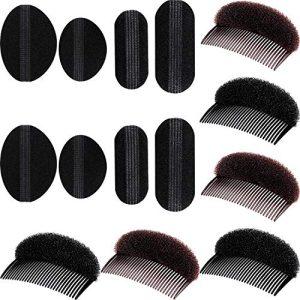 Bump It Up Volume Hair Base Set Styling Insert Braid Tool Hair Bump Up
