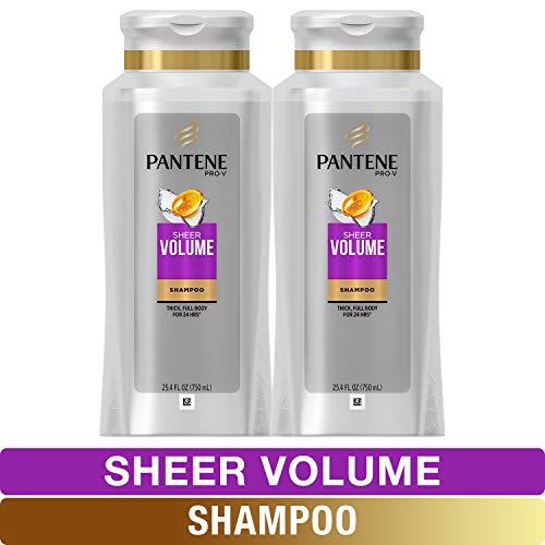 Pantene, Shampoo, Pro-V Sheer Volume for Fine Hair