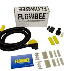 Flowbee Haircutting System with One Extra Vacuum Adapter