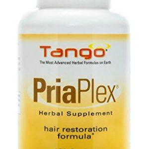 PriaPlex Advanced Hair Support Formula: All-Natural Herbal Supplement