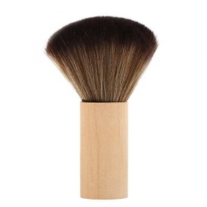 Anself Barber Cleaning Hairbrush Hair Sweep Brush Hairdressing Neck Face