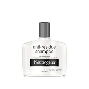 Neutrogena Anti-Residue Shampoo, Gentle Non-Irritating Clarifying Shampoo
