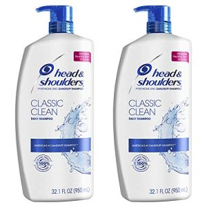 Head and Shoulders Shampoo, Anti Dandruff Treatment and Scalp Care