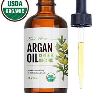 Moroccan Argan Oil, USDA Certified Organic, Virgin, 100% Pure