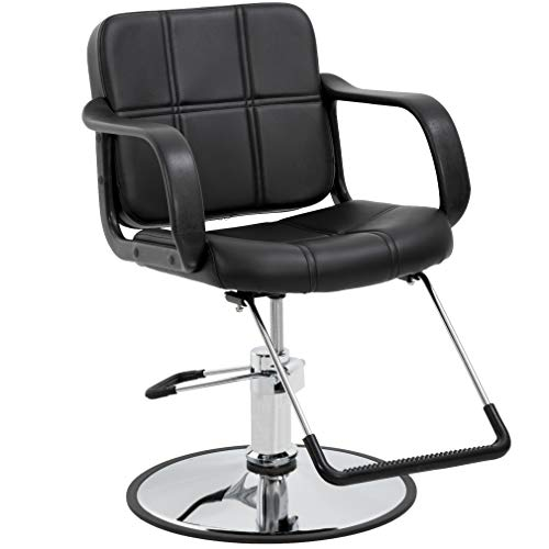 Barber Chair Salon Chair Styling Chair Heavy Duty Beauty Salon Barber Swivel Chairs