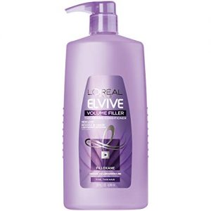 L'Oréal Paris Elvive Volume Filler Thickening Conditioner, for Fine or Thin Hair