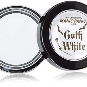 Manic Panic Goth White Cream-to-Powder Foundation - Full Coverage Foundation