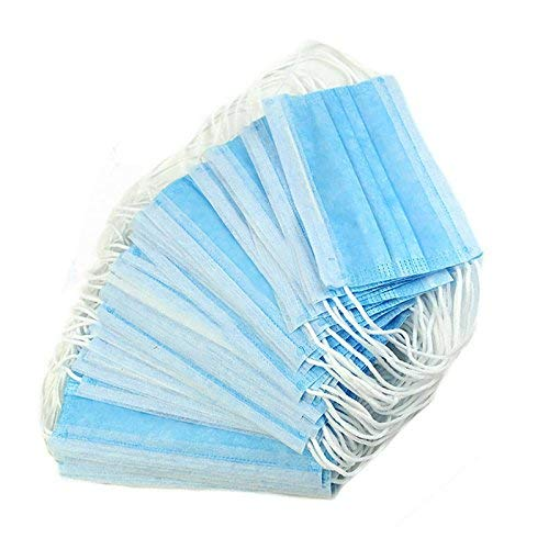 Disposable Face Masks (Pack of 15ct)