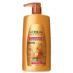 L'Oreal Paris Elvive Extraordinary Oil Nourishing Conditioner, for Dry or Dull Hair