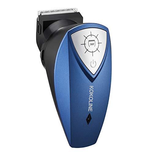 KOKOLINE Self Cut Hair Clipper for Men, Cordless Self Cutting Hair Clippers