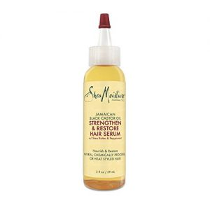 SheaMoisture Jamaican Black Castor Oil Strengthen, Grow & Restore Hair Serum