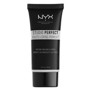 NYX PROFESSIONAL MAKEUP Studio Perfect Primer, Clear