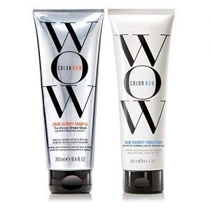 COLOR WOW Color Security Shampoo and Conditioner, Fine to Normal Hair