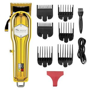 Surker Hair Clippers for Men Trimmer for Men Hair Trimmer Beard Trimmer Barber