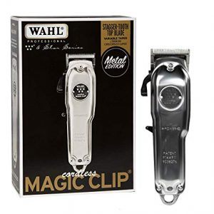 Wahl Professional 5-Star Cordless Magic Clip Metal Edition