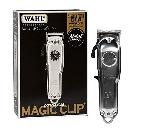 Wahl Professional 5-Star Cordless Magic Clip Metal Edition