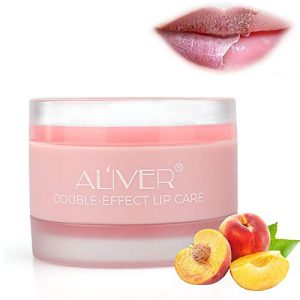 Lip Sleep Mask - Lip Mask with Collagen Peptide - Night Treatments Lip balm