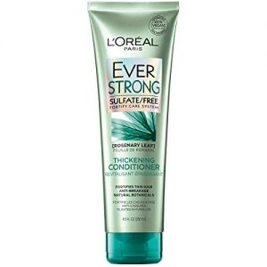 L'Oréal Paris EverStrong Thickening Conditioner, with Rosemary Leaf