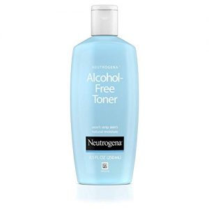 Neutrogena Oil- and Alcohol-Free Facial Toner, with Hypoallergenic Formula