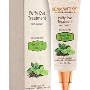 Puffy Eyes Treatment Instant results - Naturally Eliminate Wrinkles, Puffiness