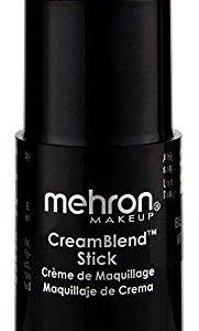 Mehron Makeup CreamBlend Stick (0.75 Ounce) (Blue)