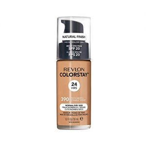 Revlon ColorStay Makeup for Normal/Dry Skin SPF 20, Longwear Liquid Foundation