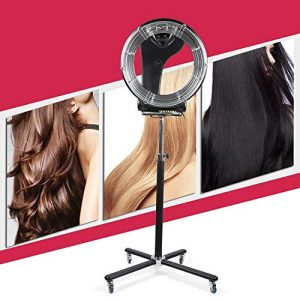 TFCFL Professional Orbiting Rollerball Infrared Stand Hair Dryer Color