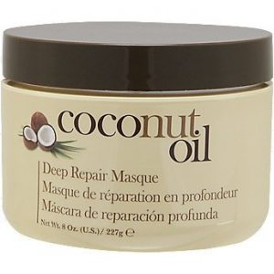 Hair Chemist Coconut Repair Masque, Hair Mask Deep Conditioning Hair Treatment
