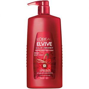 L'Oreal Paris Elvive Color Vibrancy Protecting Conditioner, for Color Treated Hair