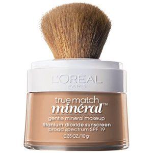 L'Oréal Paris True Match Mineral Loose Powder Foundation, Classic Beige