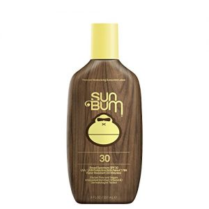 Sun Bum Original SPF 30 Sunscreen Lotion | Vegan and Reef Friendly (Octinoxate & Oxybenzone Free) Broad Spectrum Moisturizing UVA/UVB Sunscreen with Vitamin E | 8 oz