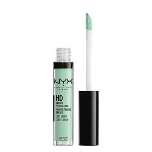 NYX PROFESSIONAL MAKEUP Concealer Wand, Green, 0.11-Ounce