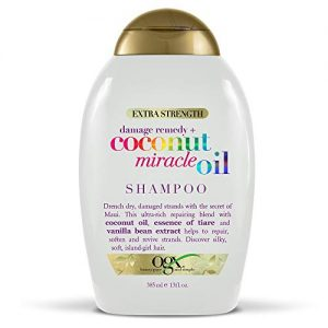 OGX Extra Strength Damage Remedy + Coconut Miracle Oil Shampoo