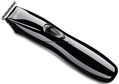 Andis Barber Grooming Cutting Black SlimLine Pro Li T-Blade Trimmer