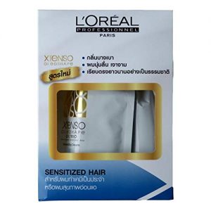 L'Oreal Paris X-tenso Moisturist Hair Straightener Set for Sensitized Hair