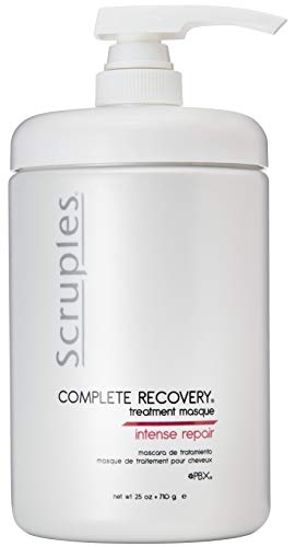 Scruples Complete Recovery Treatment Masque (25 oz) for Dry, Damaged Hair