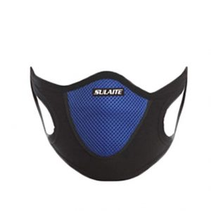 Yu2d Breathable Mask Dust-Proof Anti-Ultraviolet Lycra Masks Riding Mask (Blue)