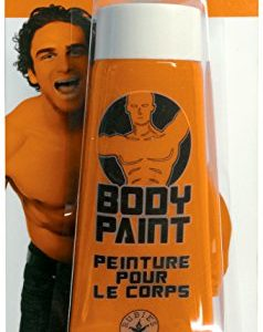 Rubie's Men's Body Paint, Orange, One Size