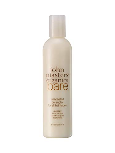John Masters Organics - Bare - Unscented Detangler for All Hair Types