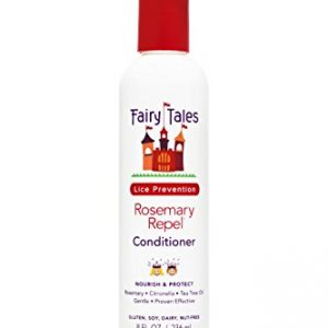 Fairy Tales Rosemary Repel Daily Kid Conditioner for Lice Prevention