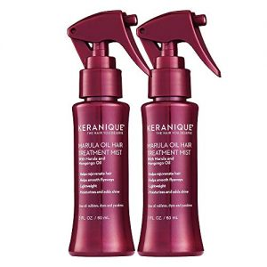 Keranique Marula Hair Oil Leave In Treatment Mist - Add Instant Shine