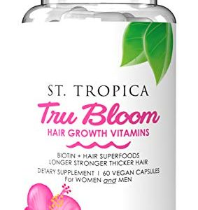 ST. TROPICA Hair Vitamins for Hair Growth Treatment