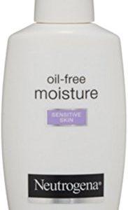 Neutrogena Oil-Free Daily Facial Moisturizer for Sensitive Skin