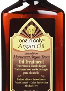 One N Only 3oz Cream to Serum Styler & 3.4 oz Oil Treament - Smooth & Shine