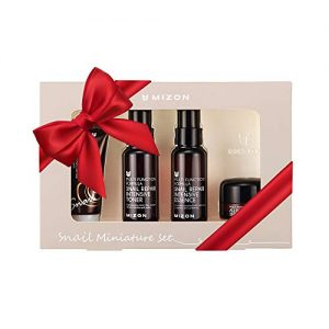 Mizon Snail Skincare Best Sellers Set - Mini Sized Snail Foam Cleanser