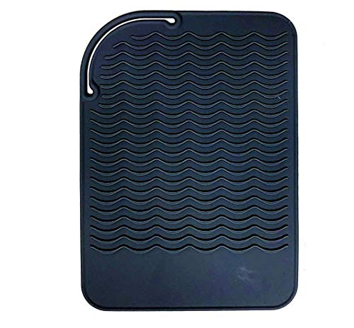 Heat Resistant Mat for Curling Irons, Hair Straightener, Flat Irons and Hair Styling