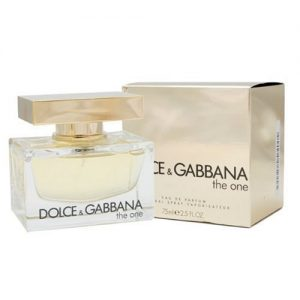 Dolce & Gabbana The One By Dolce & Gabbana For Women