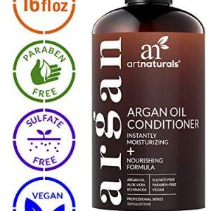 ArtNaturals Argan Oil Hair Conditioner - (16 Fl Oz / 473ml) - Sulfate Free