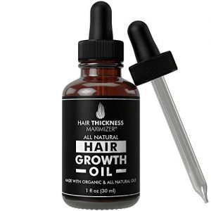 Best Organic Hair Growth Oils Guaranteed. Stop Hair Loss Now by Hair Thickness