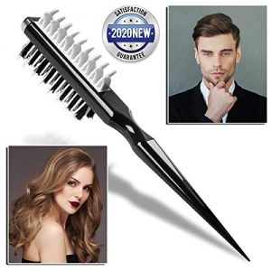 OUTERDO Hair Comb,Hair Styling Comb,Instant Hair Volumizer Portable Hair Styling